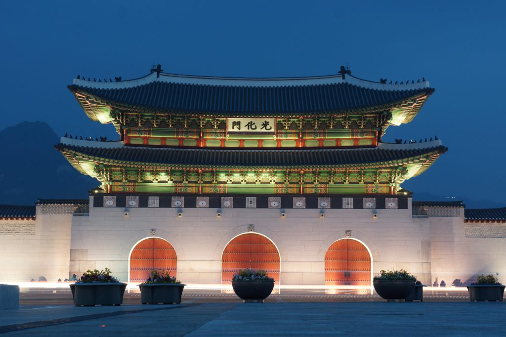 Best Places to Visit at Easter - Seoul, Korea