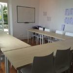 France Langue Biarritz Classroom