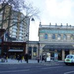 Frances King Gloucester Tube Station