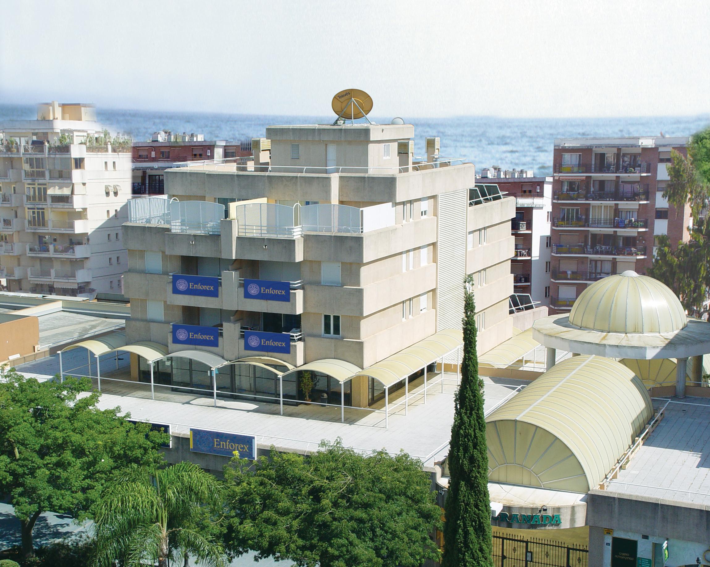Enforex malaga location