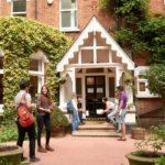 St Giles Highgate Entrance