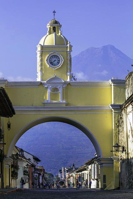 Spanish Courses Central America Guatemala