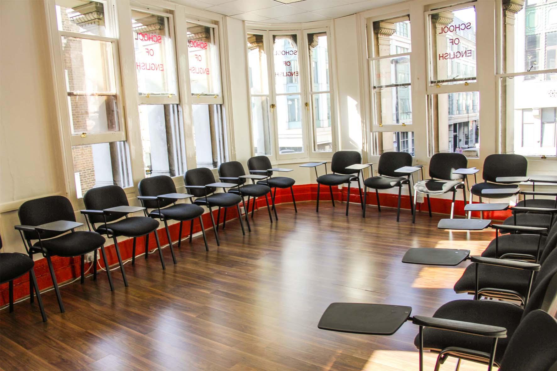 English Courses London Oxford Street