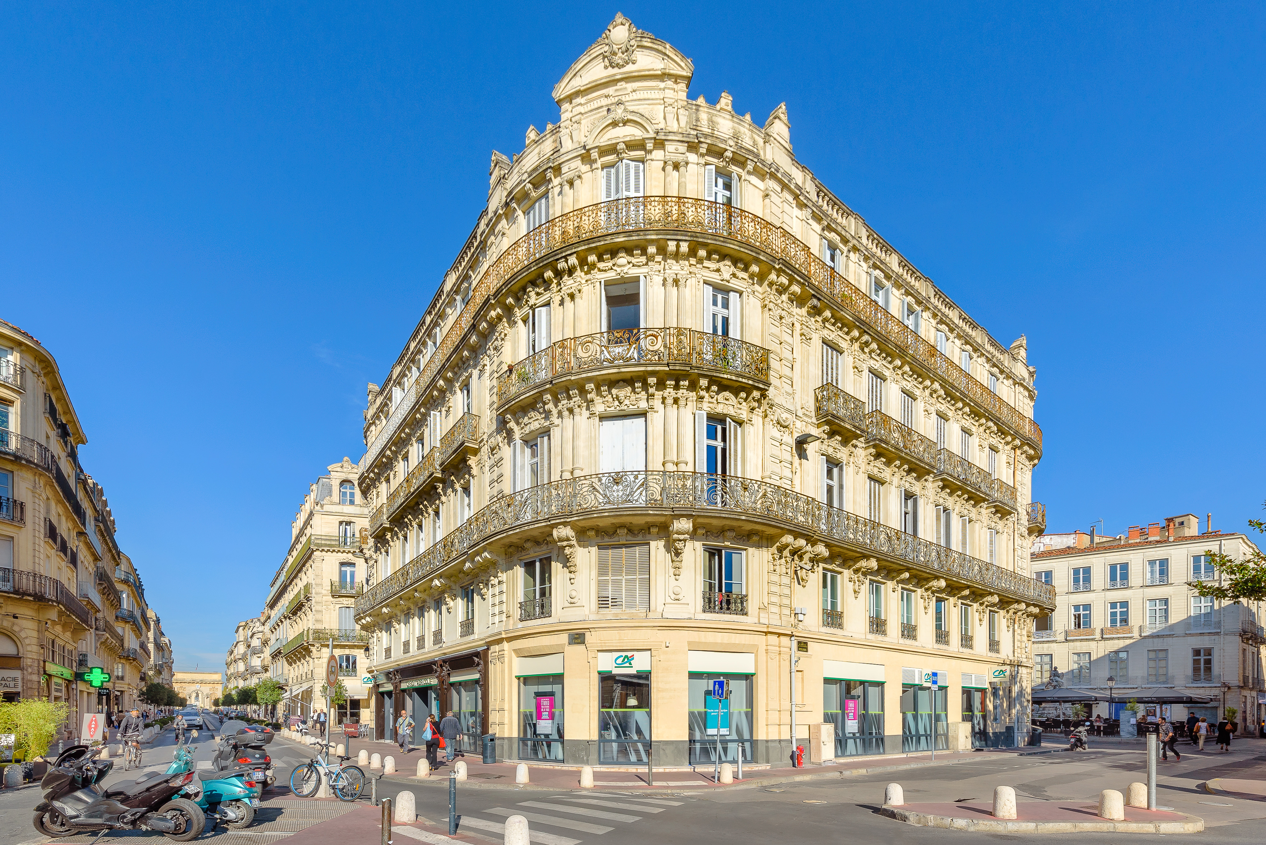 Learn French In Montpellier, France