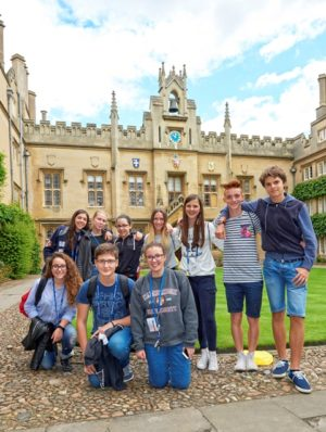 St Giles Summer Camp Cambridge