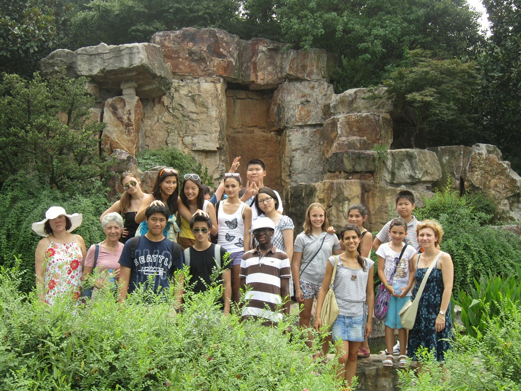 School Groups China Shanghai
