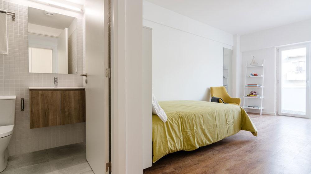 Portuguese Courses Lisbon - Accommodation