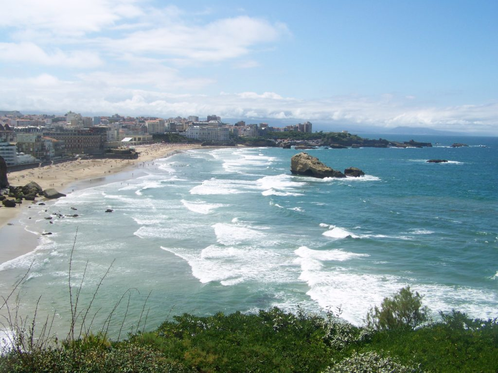 top 5 places to learn French, French Courses Biarritz