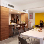 Accommodation at France Langue Paris Notre-Dame school - The Student Hotel La Defense (Student Residence)