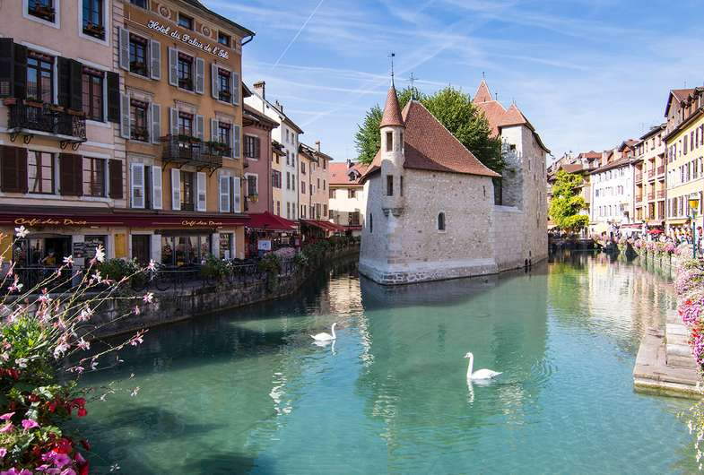 Best Places to Visit at Easter - Annecy, France