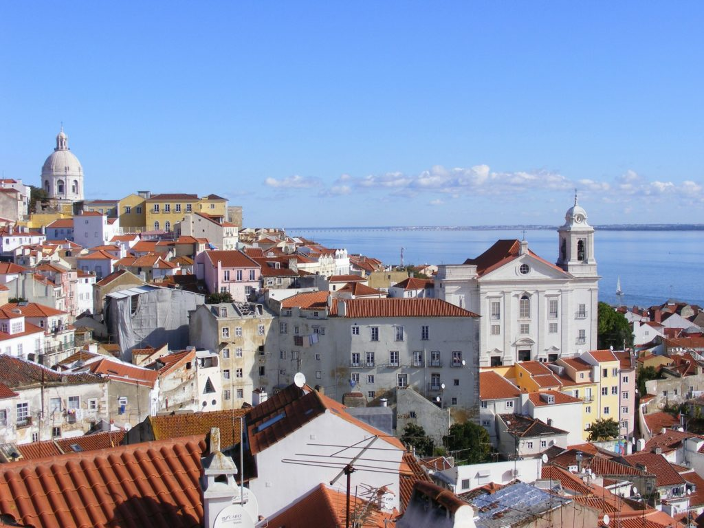 Best Places to Visit at Easter - Lisbon, Portugal