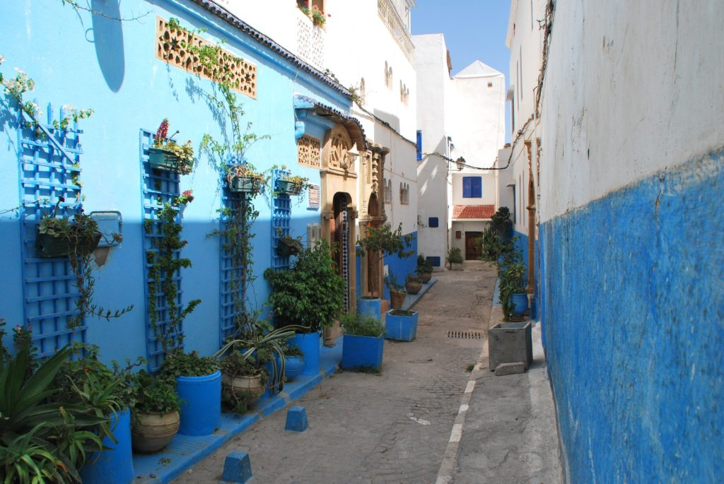 Best Places to Visit at Easter - Rabat, Morocco