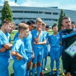 English and Football Manchester City Camp
