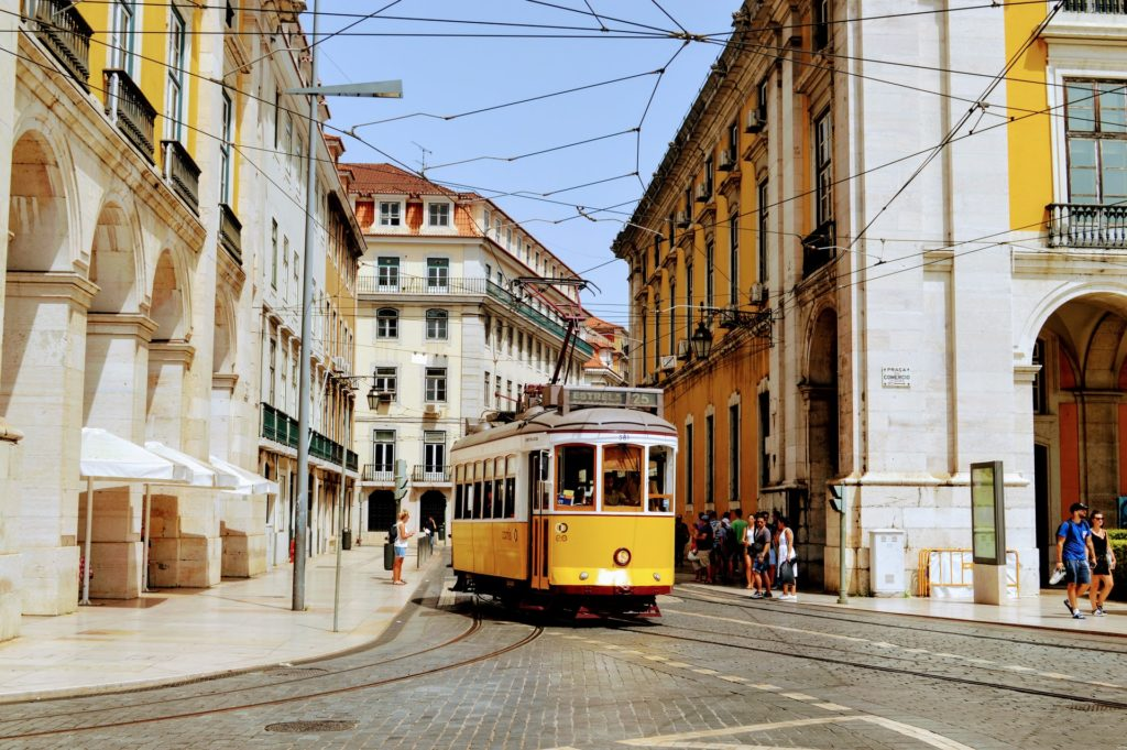 Things to do in Lisbon - Tram 28