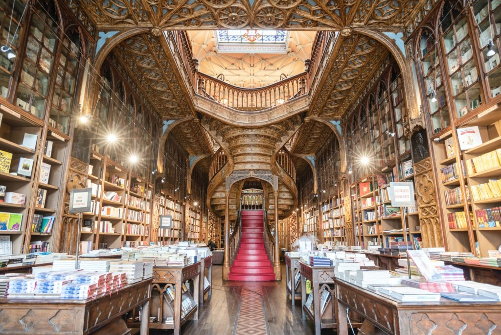 Best Things to do in Porto, Portugal - Lello Bookshop